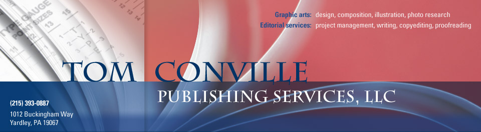 Tom Conville Publishing Services